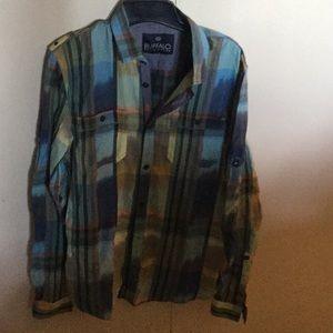 Buffalo men's shirt size medium